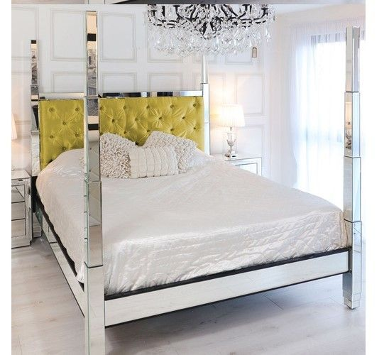 Pin On Mirrored Bedroom Furniture