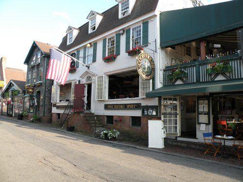 Newport Rhode Island Restaurants - Cook House