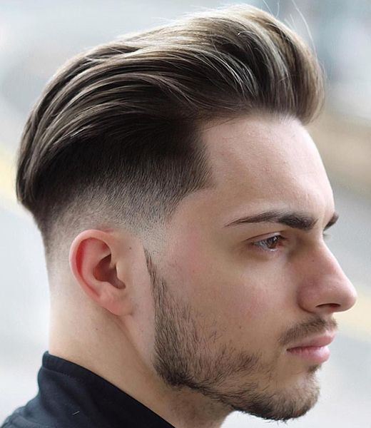 40 Men S Haircuts Hairstyles For Men 2020 Pictures With How To Style Guide In 2020 Best Fade Haircuts Mens Haircuts Fade Men Haircut Styles