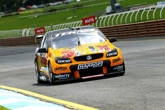 Tekno - Will Davison/Jonathon Webb 2016 Sandown 500:
