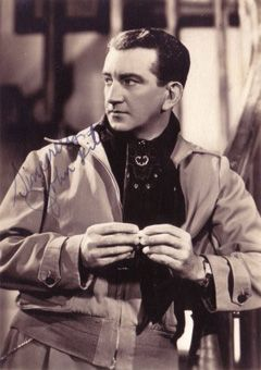 """John Litel (December 30, 1892 â February 3, 1972) was an American film and television actor.  In 1929, he started appearing in films. Part of the """"Warner Bros. Stock Company"""" beginning in the 1930s, he appeared in dozens of Warner Bros. films. He often played supporting roles such as hard-nosed cops, district attorneys, etc. He appeared in over 200 films, including They Drive by Night (1940), Knute Rockne, All American (1940), They Died with Their Boots On (1941), Scaramouche (1952), ..."""