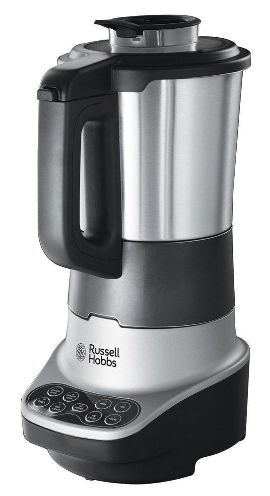 Russel Hobbs frullatore preparatore robot da cucina con 8 ...