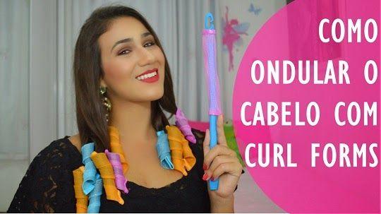 Como ondular o cabelo com CURL FORMSYOU MAY ALSO LIKE