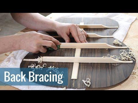 Building An Acoustic Guitar In 2020 Guitar Building Acoustic Guitar Cedar Strip Canoe