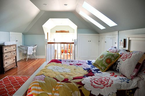Attic Master Bedroom Master Bedrooms And Masters On Pinterest