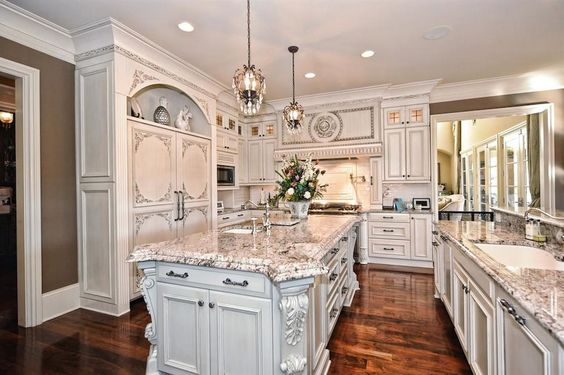 Country Club Masterpiece – $2,495,000 luxury kitchen