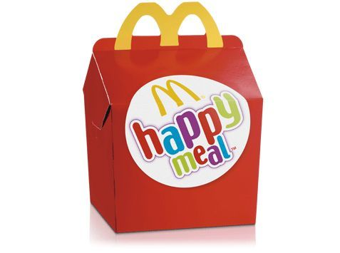 Happy Meal Blank Template Imgflip Happy Meal Mcdonalds Happy Meal Box Happy Meal