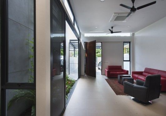 Airwell House / ADX Architects | ArchDaily