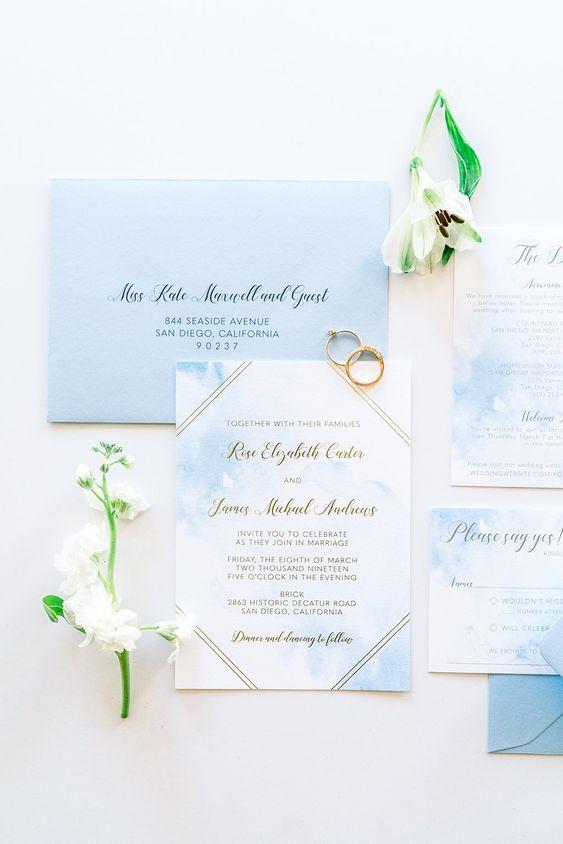 Ideas de invitaciones/ boda en la playa 9