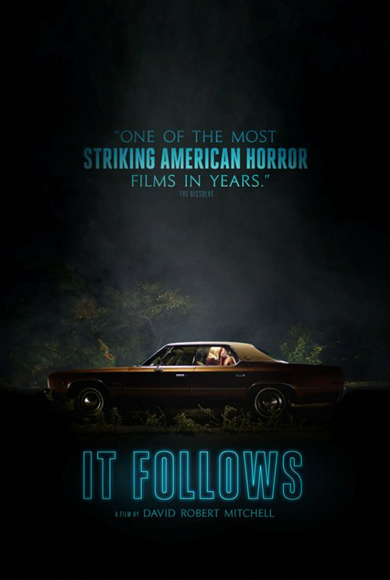 It Follows (2014) is a very highly anticipated horror movie and I am pleased to announce that Radius-TWC will be releasing this film on March 27, 2015. Director David Robert Mitchell did a great job and from what I am hearing, it is great. Starring in new film It Follows are Linda Boston, Caitlin Burt and Heather Fairbanks.