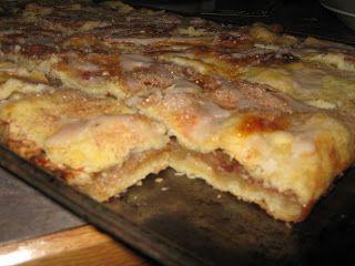 The Divine Secrets of Ya-Ya\'s Kitchen: Glazed Apple Pie Squares ...