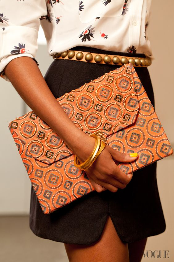 loving over sized clutches