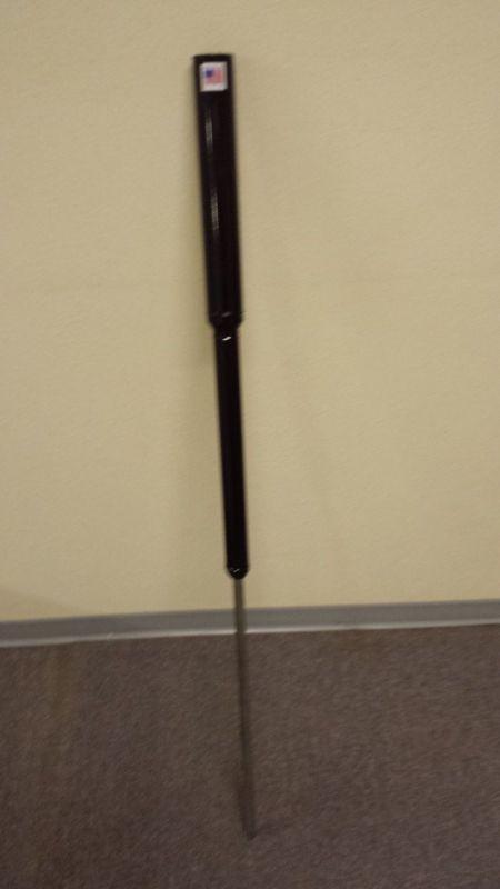 Bank fishing rod holder  built in slide hammer  fishing pole holder  surf beach