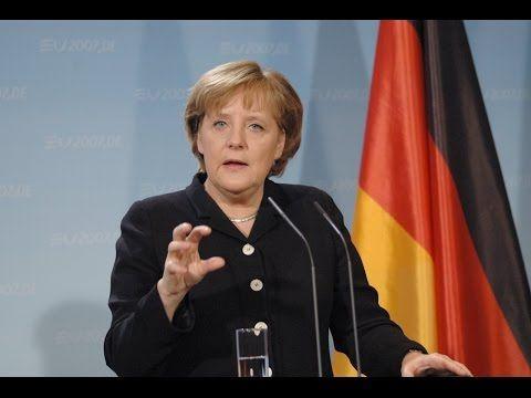 Derrota Histórica de Angela Merkel em Berlim ! - YouTube