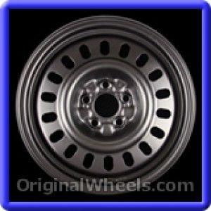Ford Taurus 2000 Wheels & Rims Hollander #3381  #FordTaurus #Ford #Taurus #2000 #Wheels #Rims #Stock #Factory #Original #OEM #OE #Steel #Alloy #Used
