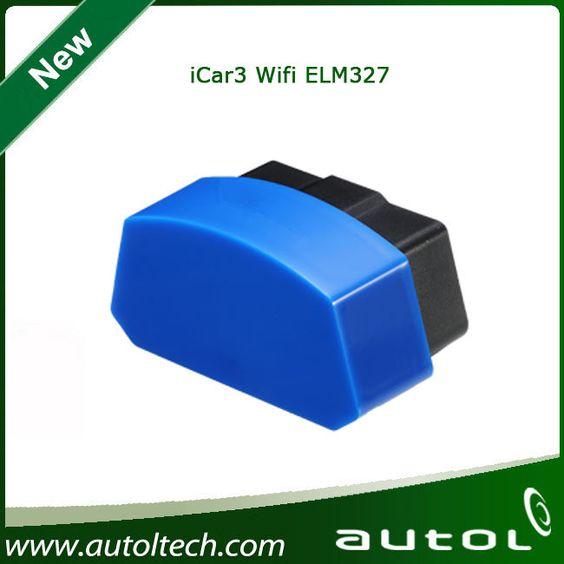 > Vgate iCar3 Vgate icar 3 Wifi ELM327 OBD OBDII OBD2 Wi-fi ELM 327 Car Diagnostic interface Tool Support Android/ IOS/PC | Группа компаний ЧТЗ-Сервис