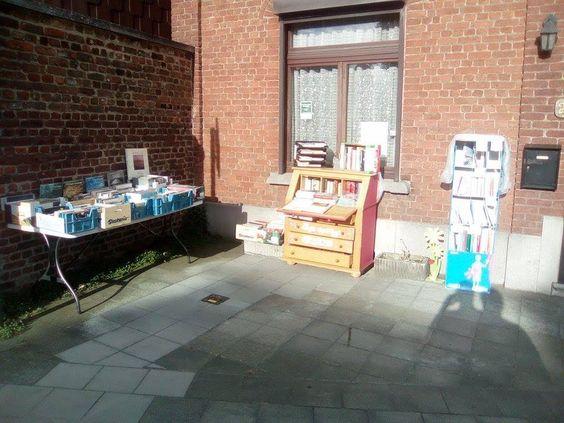 Boîte à livres Charleroi 4