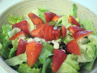 Berry Green Salad!!!!