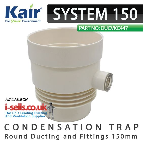 When A Ventilation Duct Is Installed In An Unheated Area Such As A Cold Loft Space Condensation Can Form On The In Ventilation Duct Condensation Cooker Hoods