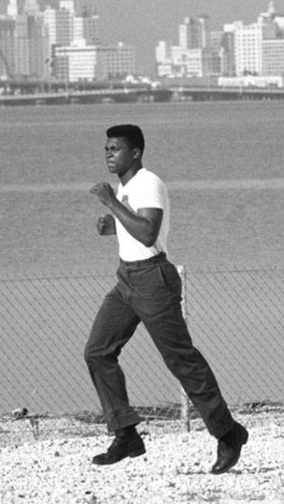 Muhammad Ali.....: