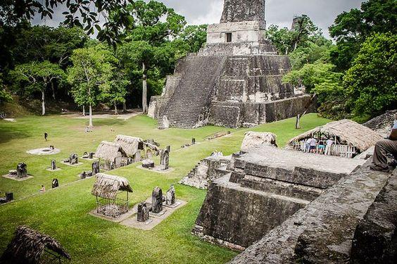 Junto aos simples nas montanhas da Guatemala - http://goo.gl/9tNkgU