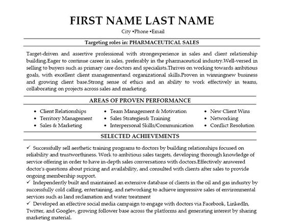 Chemistry Resume Sample (http\/\/resumecompanion) #career - resume for pharmaceutical sales