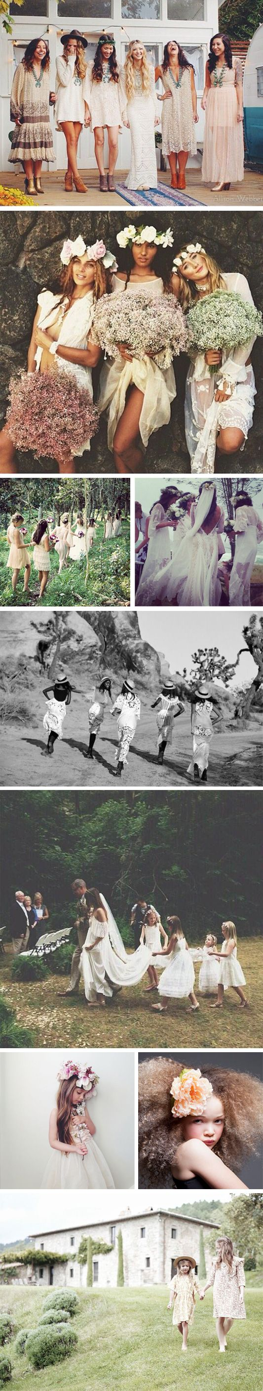 FESTIVAL BRIDES || Alternative Photoshoot At The Keeper And The Dell: The Inspiration