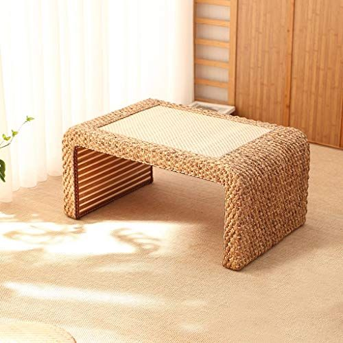 Coffee Tables Small Table Straw Small Tea Table Bedroom Small