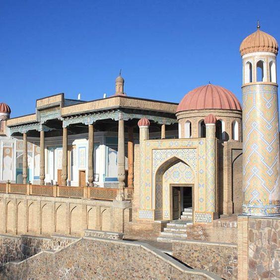 Samarkand day trip - Hazrat Hyzr #Samarkanddaytrip