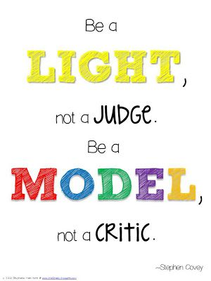 3rd Grade Thoughts: Todays Quote + Stephen Covey Quote Freebies
