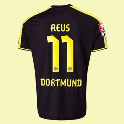 maillot Dortmund Reus, Acheter maillot foot Dortmund (Reus 11) 13/14 extérieur PUMA