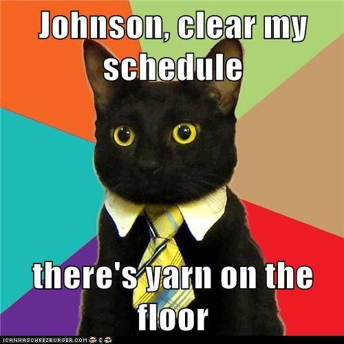 Hehehe....I have a customer that I occasionally send this too because his last name is Johnson, never gets old to me!