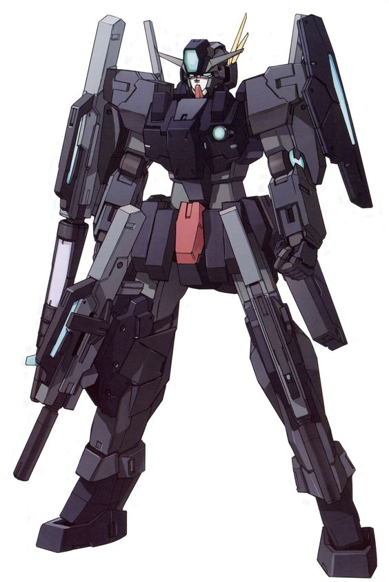 The GN-006 Cherudim Gundam (aka Cherudim Gundam, Cherudim) is the successor unit to GN-002 Gundam Dynames in season two of Mobile Suit Gundam 00, piloted by Lockon Stratos. It would be later be upgraded to the GN-006GNHW/R Cherudim Gundam.