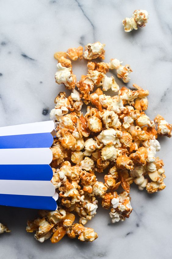 18 popcorn sesame popcorn and more popcorn caramel corn spicy caramel ...