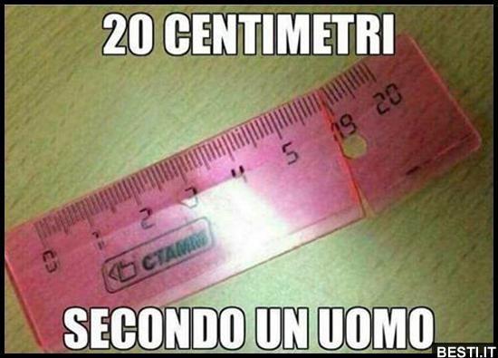 18616 20 centimetri
