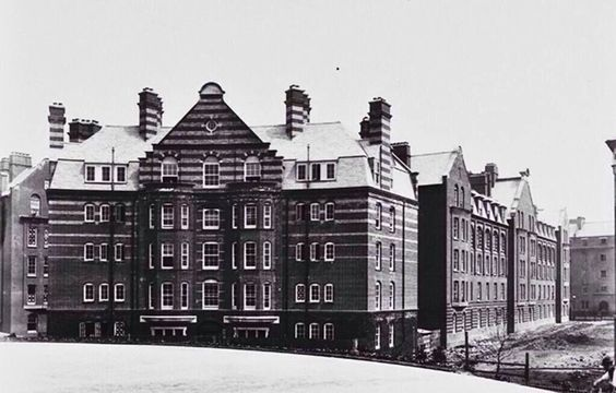 Boundary Estate, built on the ruins of the Old Nichol. Only 11 of the former slum dwellers could afford the new rent