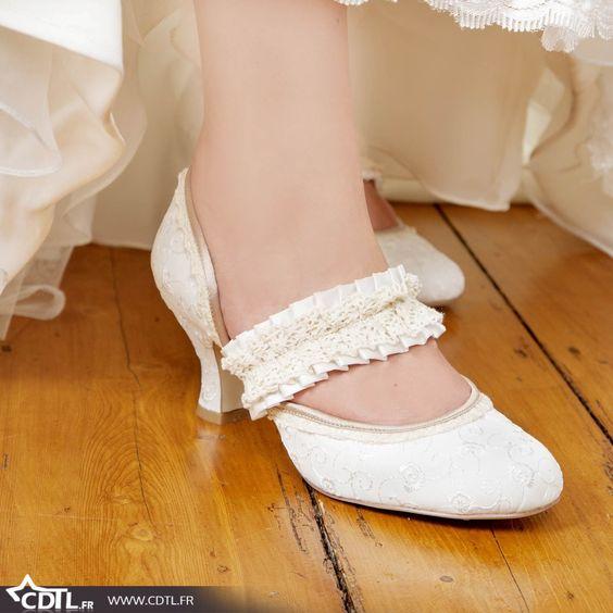 Chaussures femmes originales pour mariage