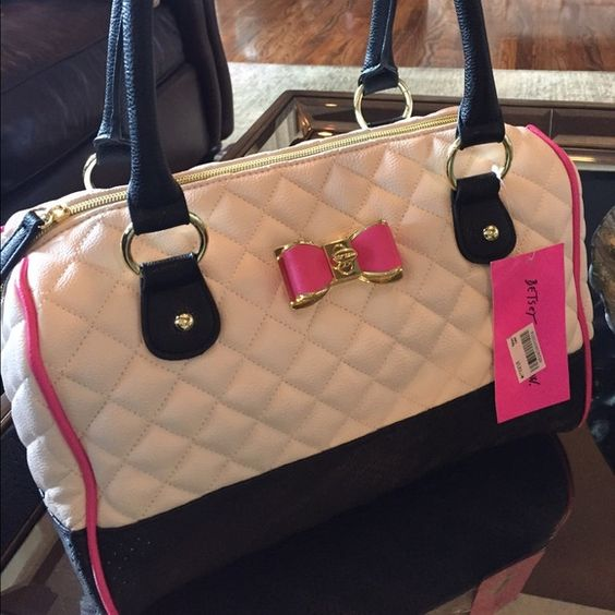Betsey Johnson Handbags - New – awesome Betsey Johnson handbag