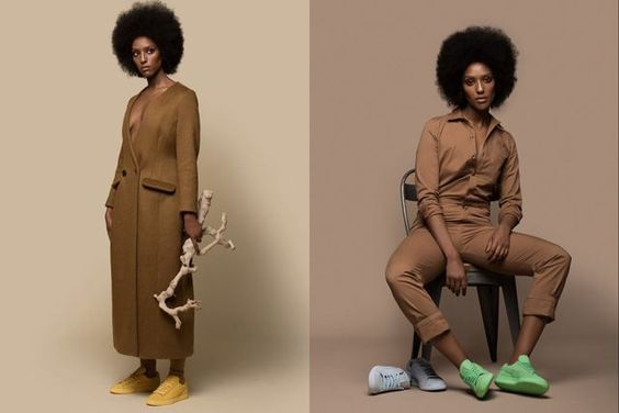 "Solange's ""Word To The Woman"" Puma Collection Uplifts Diversity 