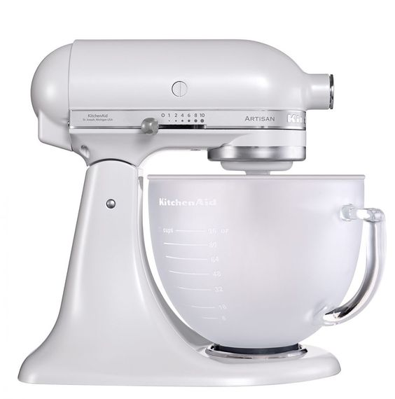 KitchenAid Artisan Mixer Parelmoer Kitchenaid Artisan Mixer - kitchenaid küchenmaschine artisan rot