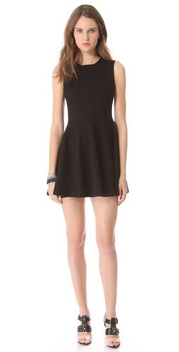perfect little black party dress
