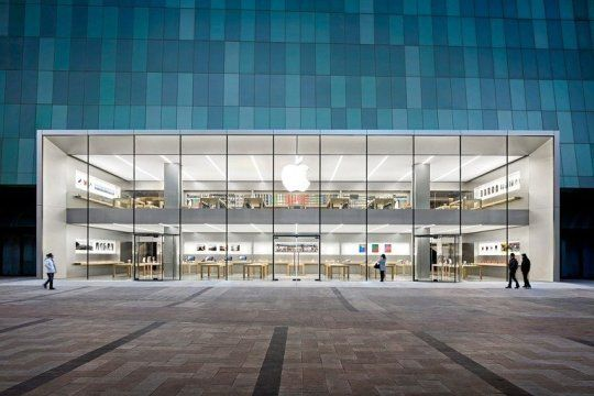 Apple Reopens 2 More Stores In China Bringing Total To 17 In 2020 Apple Store Apple Store Design Fuzhou