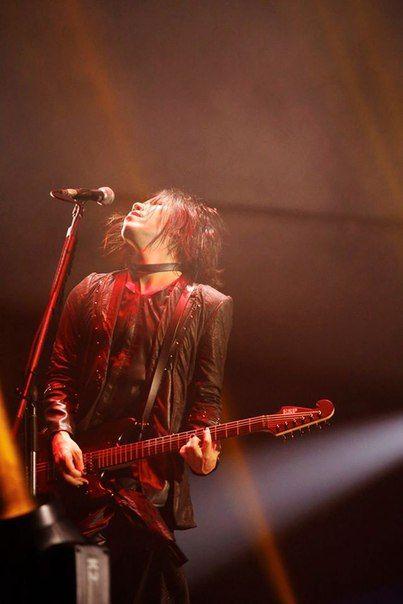 TOUR 15-16 DOGMATIC -FINAL- 漆黒 [16.02.28] at Yoyogi National Gymnasium