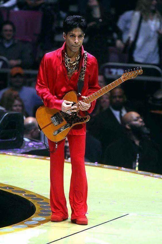 Guitar LOVE â Prince