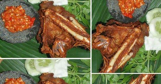 Resep Bebek Goreng Khas Lamongan Memang Berbeda Dengan Resep Sejenis Pada Umumnya Hidangan Kuliner Ini Memiliki Cita Rasa Resep Resep Masakan Asia Resep Steak