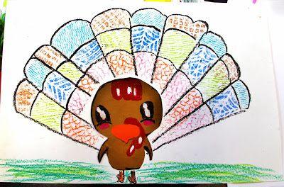smART Class: turkeys