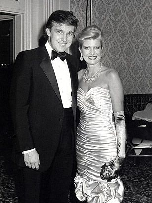 Donald Trump Divorced Ex Wife Ivana After 14 Years Of Marriage What