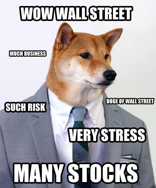 Wolf of wall street speech