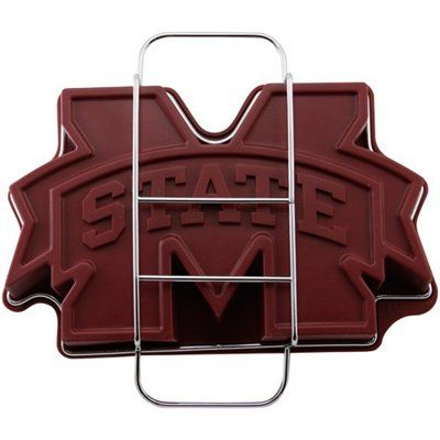 Mississippi State Bulldogs Silicone Cake Pan