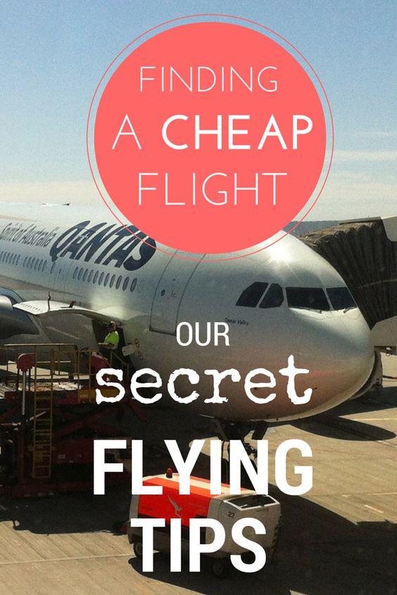 travel tips find cheap flight